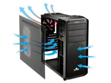 Ostrog Q Cooling System