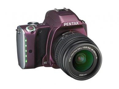 Pentax K S 1 Dawn Purple