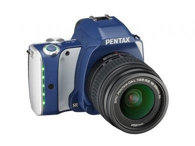 Pentax K S 1 Denim Blue