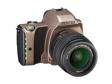 Pentax K S 1 Dusk Gold