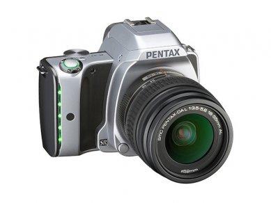 Pentax K S 1 Moon Silver