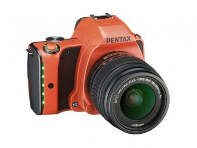 Pentax K S 1 Sunset Orange