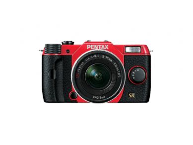 Pentax Q7 + 07 lens - Obrázek 1