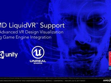 Radeon Pro Software Crimson Relive For Vega 17
