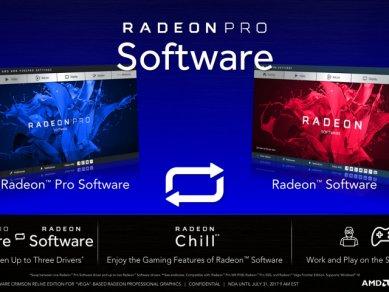 Radeon Pro Software Crimson Relive For Vega 19