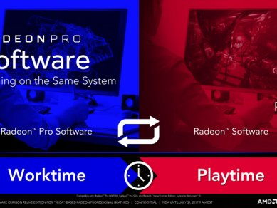 Radeon Pro Software Crimson Relive For Vega 21