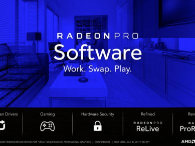 Radeon Pro Software Crimson Relive For Vega 23
