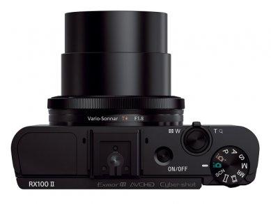 Sony Cyber-shot RX100 II - Obrázek 3