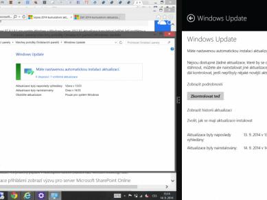 Windows Update Modern Desktop