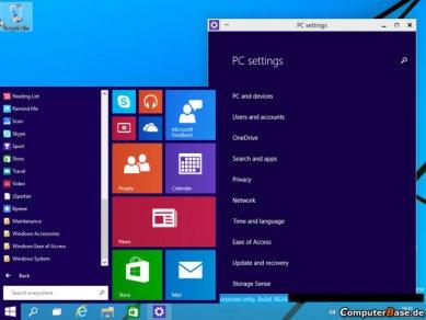 Windows 9 Dp Metro In Window