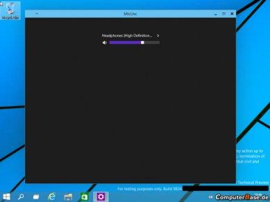 Windows 9 Dp Volume