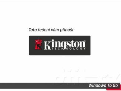 Windows To Go - Kingston prezentace 10
