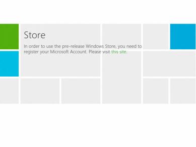 WindowsBlue-store