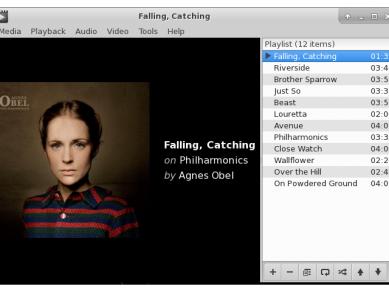 Xfce 412 Parole Audio