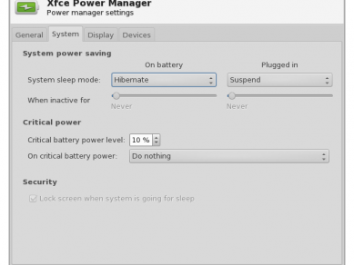 Xfce 412 Xfpm Prefs System
