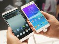 Samsung Galaxy Note 4 Vs Huawei Ascend Mate 7