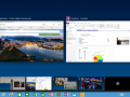 Windows 10 Tech Preview Virtual Desktop