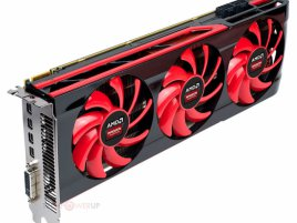 AMD Radeon HD 7990 - Obrázek 1