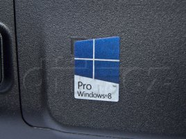 17 Fujitsu Lifebook N532 - samolepka s logem Windows 8