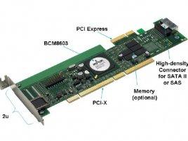 Broadcom BCM8603 Raid řadič