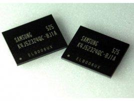 Samsung 512Mb GDDR3 8GBps