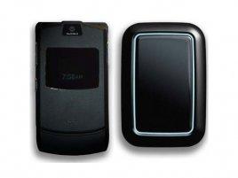 Seagate DAVE, srovnání s mobilem Motorola