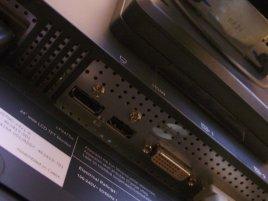DisplayPort + HDMI + DVI