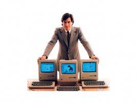Steve Jobs s Macintoshi 1984