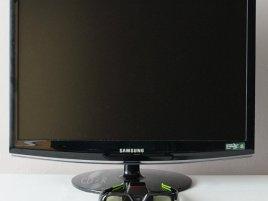 Nvidia 3D Vision: brýle, monitor, vysílač