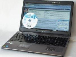 Acer Aspire 5810T Timeline