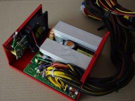 PC Power&Cooling Silencer 750W: vnitřek