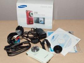 Samsung HMX-U10 - obsah balení