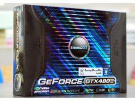 krabice od Inno3D GeForce GTX 480