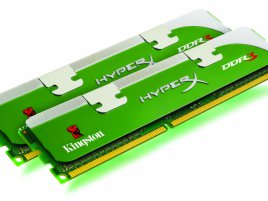 Kingston DDR3 HyperX LoVo 4GB kit