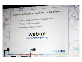 WebM prezentace