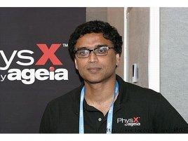 Manju Hedge (Ageia - Nvidia - AMD)