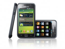 Samsung i9000 Galaxy smartphone - Android