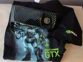 GeForce GTX 570: s tričkem