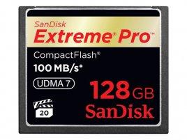 128GB UDMA7 CompactFlash SanDisk