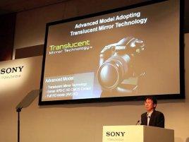 Nástupce Sony A700 (Alpha A77)