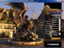 Unigine Heaven 2.5 Professional