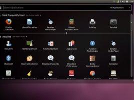 Ubuntu 11.04 s prostředím Unity
