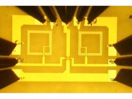 Grafenový integrovaný obvod IBM