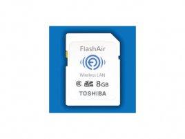 8GB SDHC Toshiba FlashAir