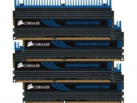 32 GB kit Corsair Dominator DDR3-1866