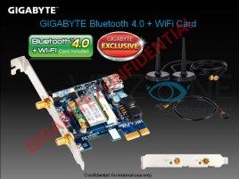 Gigabyte Bluetooth 4.0 + WiFi 802.11n
