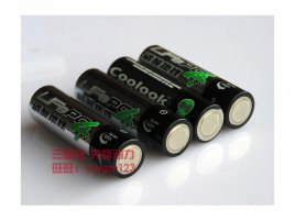 LiFePO4 AA akumulátory Coolook