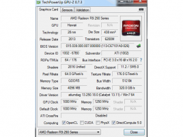 AMD Radeon R9 290X diag - Obrázek 2