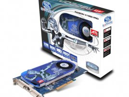 Sapphire Radeon X1950 PRO AGP