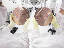 V továrně Globalfoundries